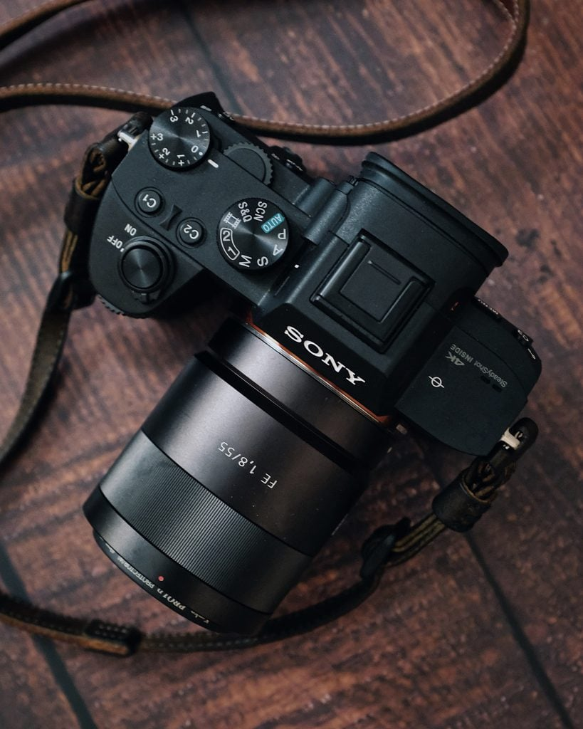 SONY α7III / ILCE-7M3