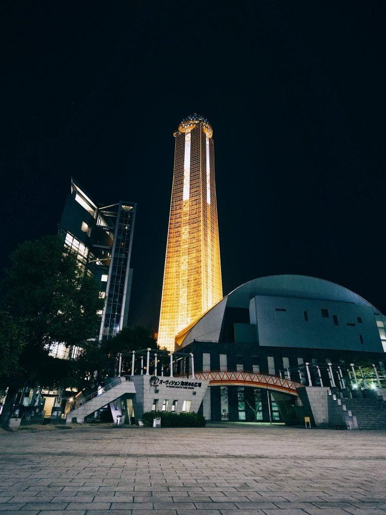 関門海峡キャンドルナイト2019/海峡ゆめタワー