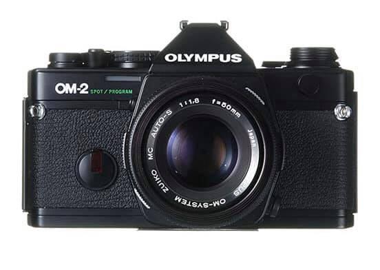 OLYMPUS OM-2SP