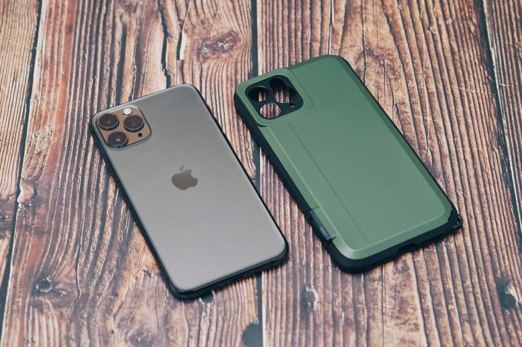 bitplay SNAP! Case 2019とiPhone 11 Pro